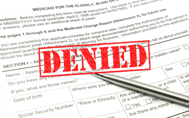Administrator Of Estate Lacked Standing To Appeal Medicaid