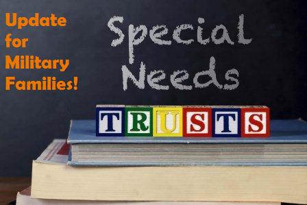 VA Survivor Benefit Plans and Special Needs Trusts